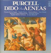 Purcell(Vinyl LP)Dido And Aeneas De Los Angeles/Eco/Barbirolli-CFP-CFP -Ex/NM