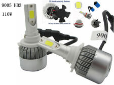 110W 9200LM 9005 HB3 CREE LED Light Headlight Kit Car Conversion Bulb 6000k