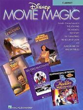 Disney Movie Magic: Clarinet Instrumental Solos, , Good Book
