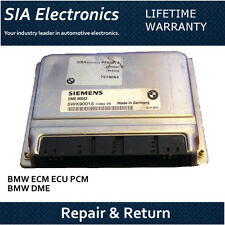 BMW ECM ECU PCM  Engine Computer Repair & Return   BMW DME Repair