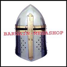 Medieval Sugar Loaf Helmet Ancient Armour Helmet Roman Helmet FREE Liner