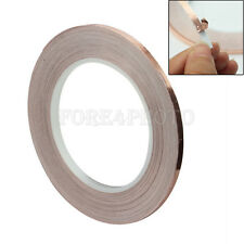 New Arrival 5mm x30M Copper Foil Conductive Tape EMI Shielding Adhesive Barrier