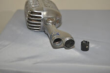 Shure 55, 51 Series 3-Pin Female Microphone Replacement Connector with Set Screw
