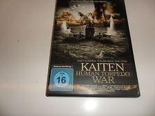 DVD  Kaiten Human Torpedo War