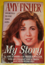 Amy Fisher - My Story 1993 First Edition Biography Nice Photos! Nice See!