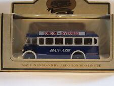 LLEDO LP17 095B 1932 AEC REGAL SINGLE DECK BUS - DAN AIR - LONDON to INVERNESS