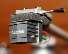 * DECCA - LONDON - REFERENCE - MI CARTRIDGE - MI TONABNEHMER - DIE REFERENZ! *