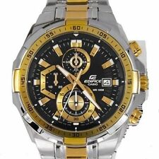 IMPORTED CASIO EDIFICE EFR-539SG-1AV ANALOG CHRONOGRAPH MENS WATCH