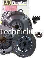 COMPLETE FLYWHEEL AND LUK CLUTCH KIT WITH BOLTS FOR TOYOTA RAV 4 2.0 D4D