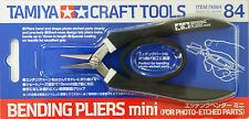 Tamiya 74084 Craft Tools - Bending Pliers Mini (For Photo Etched Parts)