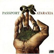 Passport-Ataraxia CD JAZZ 9 TRACCE NUOVO