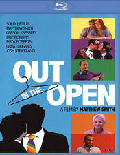 Out In The Open  (BluRay MOVIE)  BRAND NEW