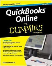 QuickBooks Online for Dummies by Elaine Marmel (2016, Paperback)
