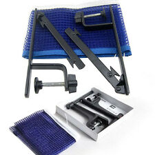 TABLE TENNIS NET SET - PROFESSIONAL DURABLE PORTABLE REPLACEMENT PING PONG NET