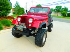 Jeep: Other CJ7 V8