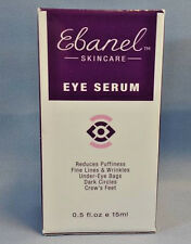 Ebanel Eye Serum For Puffiness, Fine Lines + Wrinkles, Under Eye Bags + More