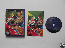 MARVEL VS CAPCOM 2 for PLAYSTATION 2 'VERY RARE & HARD TO FIND'