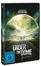 4 DVDs * UNDER THE DOME - STAFFEL / SEASON 2 ~ STEPHEN KING ~ MB # NEU OVP =