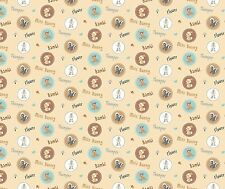 DISNEY BAMBI CHARACTER BADGES FABRIC CP55610