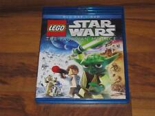 LEGO Star Wars: The Padawan Menace (Blu-ray Disc, 2012, 2-Disc Set)