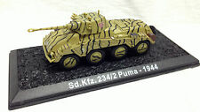 ALTAYA by AMERCOM 1/72 WWII GERMAN Sd.Kfz. 234/2 PUMA ARMORED CAR