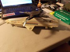 1988 G.I. JOE 3 3/4 INCH SKYSTORM X-WING/CROSS WING CHOPPER VEHICLE INCOMPLETE