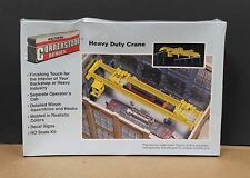 Walthers Heljan Cornerstone 933-3150 HO Heavy Duty Overhead Crane kit Sealed