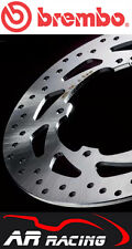 Brembo Replacement Rear Brake Disc to fit Honda CB400 N 1986
