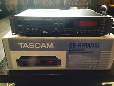 Tascam CD-RW901SL Professional CD Recorder