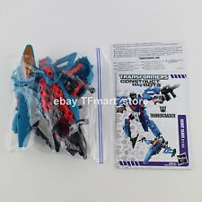 Hasbro Transformers Construct-Bots Scout Class Thundercracker Buildable E1:03