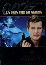 DVD - 007 LA SPIA CHE MI AMAVA (EDITORIALE)