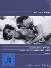 DVD - Unter dem Pflaster ist der Strand (Helma Sanders-Brahms) - Grischa Huber
