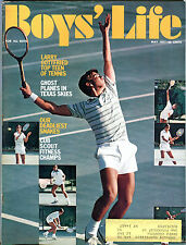 Boys' Life Magazine May 1977 Larry Gottfried Top Teen of Tennis EX 010716jhe