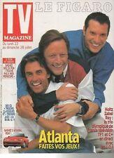 FIGARO TV 20/07/1996 holtz zabel rey