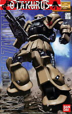 MS-06F2 Zaku II 2 Federal Color Gundam 0083 Scale MG 1/100 Model Bandai