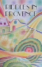 Riddles in Provence