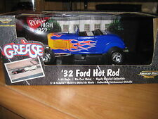 ERTL COLLECTIBLES - AMERICAN MUSCLE - GREASE - 1932 FORD HOT ROD