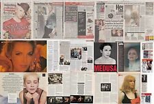 ANNIE LENNOX : CUTTINGS COLLECTION -interviews etc- Eurythmics