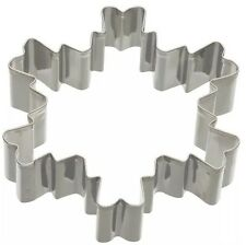 Kitchen Craft 9cm Snowflake Shaped Cookie Cutter