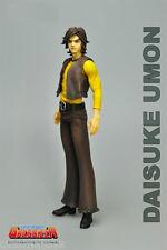 GOLDRAKE Actarus Duke Fleed Daisuke Umon Statue Vinyl Action Figure Grendizer