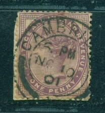 [JSC]1885 INLAND REVENUE~QUEEN VICTORIA~