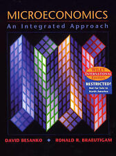 Microeconomics - an Integrated Approach (WIE)-ExLibrary