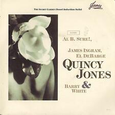 DISCO 45 Giri   QUINCY JONES ‎– THE SECRET GARDEN