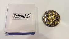 Fallout 4  Challenge Coin - Limited Collectors 2 3 5 New Vegas Promo Bonus RARE