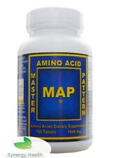 Master Amino Acid Pattern 120 tabs UK Freepost Synergy