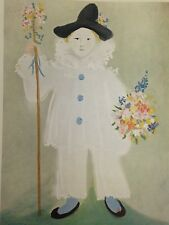 Paul as Pierrot  By Pablo Picasso