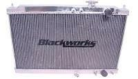 BLACKWORKS BWR ALUMINUM RACING RADIATOR FOR 94-01 ACURA INTEGRA W/ MANUAL TRANS