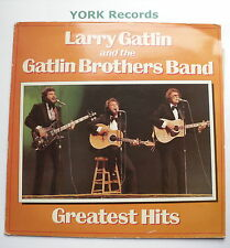 LARRY GATLIN & THE GATLIN BROTHERS - Greatest Hits - Ex Con LP Record CBS 32129