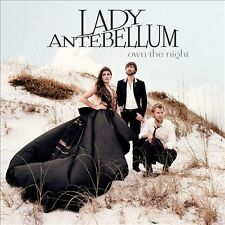 Lady Antebellum Own The Night CD