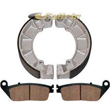 FRONT & REAR BRAKE PADS SHOES Fits Honda VT750C VT750C2 SHADOW ACE 750 98-02